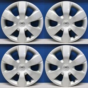 2007 2011 Toyota Camry 61137 16 Hubcaps Wheel Covers Oem 4260206010 Set 4
