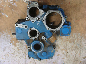 1100 1200 Ford Compact Tractor Timing Gear Case