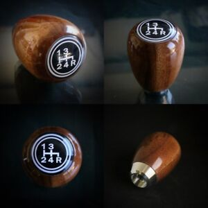 Datsun 240z 260z 280z 1970 78 Reproduction 4 Speed Shift Knob Mahogany