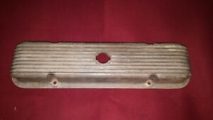 60 S 70 S Pontiac Vintage Cal Custom Finned 389 421 Valve Covers Rat Hot Rod