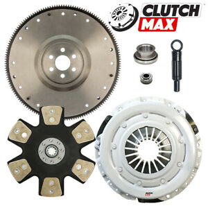 Stage 5 Race Clutch Kit Flywheel 10 5 For 81 95 Ford Mustang 5 0l 302 Gt Lx