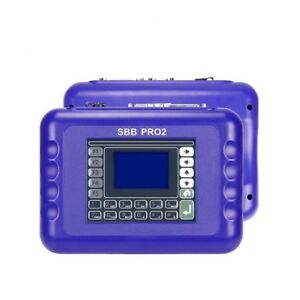 Super Sbb Pro2 Key Programmer V48 88 Support Cars Up To Toyota G chip Limitation