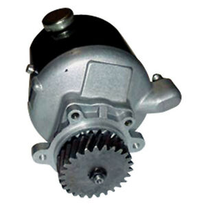 Power Steering Pump Fits Ford New Holland Tractor 7610 7610s 7810s 8010