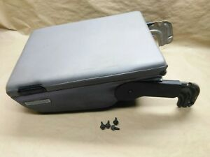 94 97 Dodge Ram Truck Center Console Armrest Middle Jump Seat Arm Rest Jumpseat