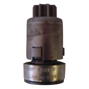 Starter Drive For Massey Ferguson Tractor To35 1019269m91