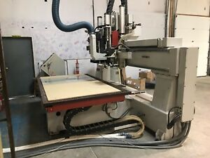 Holzher Cosmec Cnc Router 4x8