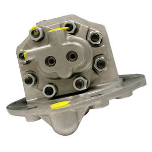 81823983 Hydraulic Pump Fits Ford Tractor 5100 5200 7000 7100 7200