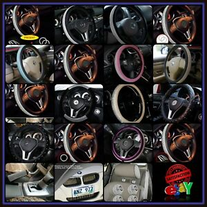 Customized Steering Wheel Covers And Car Accessories With Bling bling Designs