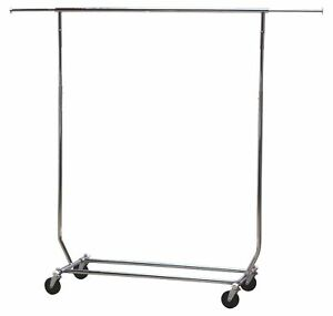 Need A Rack Collapsible Clothing Rack commercial Grade