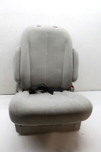 2011 Toyota Sienna Rear Right Second 2 Row Seat Gray Fc14 Oem 11 12 13 14 15 16