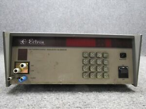 Ectron 1120 240v 48 63hz 0 18a Slo blo Thermocouple Simulator calibrator tested