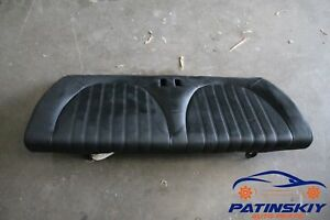 2012 Fiat 500 Lounge Rear Seat Lower Cushion Bottom Pad Rest Bench Lh Rh 12