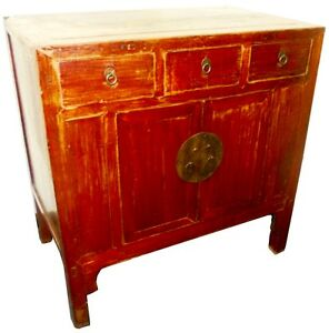 Antique Chinese Ming Cabinet Sideboard 2668 Circa 1800 1849