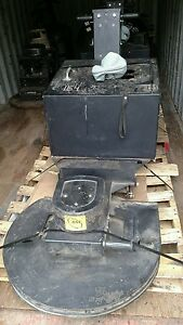 Nss Charger 2717db Battery Burnisher 27 inch Floor Buffer Scrubber Low Hrs Parts