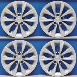 2015 2017 Toyota Camry Le 61175 16 Hubcaps Wheel Covers 4260206070 Set 4