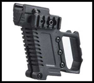 Tactical Pistol Carbine Kit Quick Reload for G17 G18 G19 Series Load-on