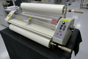 Ledco The Professor 27 Hot Roll Laminator Gbc Fujipla Akiles