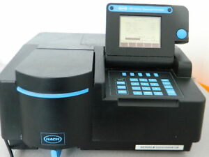 Hach Dr 4000u Spectrophotometer Passes Test Version 2 40 Dr4000u