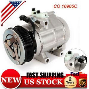 Ac Compressor A C Clutch Fit For Ford Expedition F 150 Navigator Co 10905c