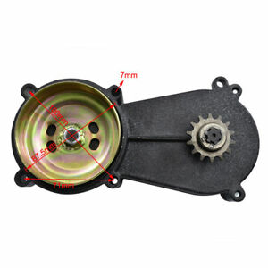 47cc 49cc Transmission Clutch Gear Box Fit Pocket Pit Dirtbike Buggy Scooter Atv