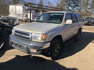 Engine Assembly Toyota 4runner 95 96 97 98 99 00 01 02 03 04 3 4l