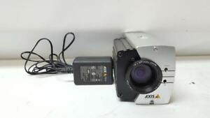 Axis 230 0177 014 Mpeg 2 Network Security Surveillance Camera With Adapter