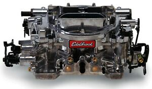 Carburetor Thunder Series Avs Off Road Edelbrock 1825