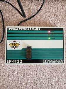 Bp Microsystems Bp 1132 Device Programmer 32 Pin Eprom Chip Programming