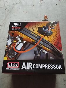 Arb Air Compressor Ckma12 24 W Lots Of Extras Complete On Board Air Setup