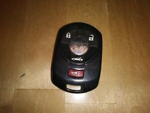 05 07 Corvette C6 Keyless Entry Proximity Remote Key Fob M0482