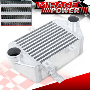 Aluminum Turbo Side Mount Intercooler For 89 90 91 92 93 94 95 Toyota Mr2 Sw20