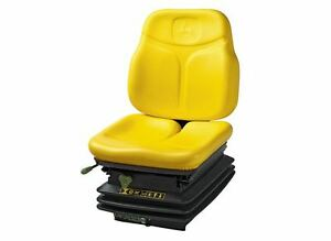 John Deere Yellow Leatherette Seat Cover 5000 Series N Sn 5010 5015 5gf Gv