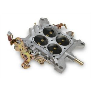 Holley 112 9 Carb Base Plate Assembly For Holley 4160 Series 750 Cfm