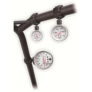 Auto Meter 48008 1 3 4 Inch Roll Cage Mount Gauge Pod 5 Inch Tach