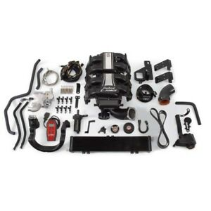 Edelbrock 1583 E Force Ford F 150 Supercharger System Kit 5 4l