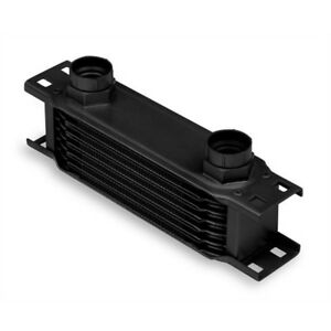 Earls 20700aerl 7 Row Oil Cooler Core Black