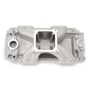 Edelbrock 28070 Victor 454 Large Oval Port Intake Manifold Bb Chevy