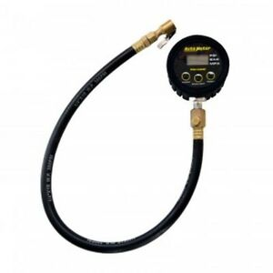 Auto Meter 2163 Pro Comp Precision Digital Tire Pressure Gauge