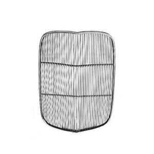 1932 Polished Stainless Steel Lo boy Ford Hotrod Grille Insert Chopped 4 1 2