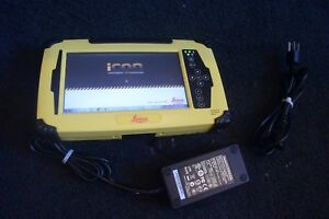 Leica Rugged Tablet Pc Data Collector Model Icon Cc60 For Gps Or Total Station