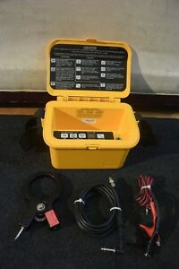 Dynatel Transmitter Model 2273 With Inductive Clamp No Locator Wand