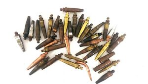 Lot Of 39 Torch Tips