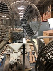 Patton Oscillating Pedestal Fan 32 Industrial Shop