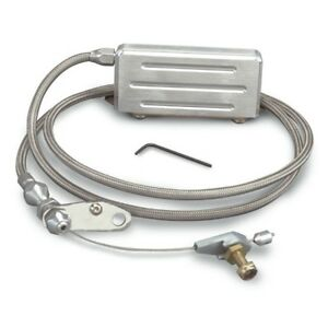Lokar Kdp 2400ht Polished Hi Tech Th 400 Electric Kickdown Cable Kit