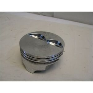 Garage Sale Icon Forged Chevy 383 Pistons Flat Top 040 Over