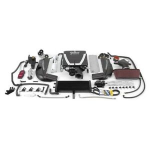 Edelbrock 1591 E force C 6 Corvette Supercharger System Kit 6 2l