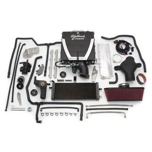 Edelbrock 1592 E Force Chevy Competition Supercharger System Kit 6 2l