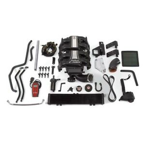 Edelbrock 1584 E force Ford F 150 Supercharger System Kit 5 0l