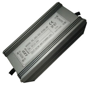 Dc 12 24v 100w 14 String 7 And Booster Street Lamp Low voltage Power Supply