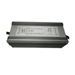 Ac dc36 10 String 10 3000ma Low pressure Booster Street Lamp Led Drive Power